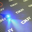Ampoule puissante led w5w bleu 12V 24V