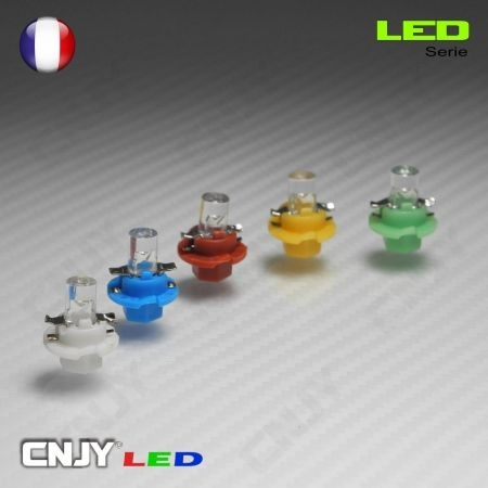 1 AMPOULE LED B8-4D - 1 LED WEDGE