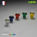 1 AMPOULE LED B8-5D - 1 LED SMD WEDGE