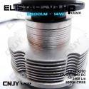 """KIT LED CNJY ELISTAR-V3 """"SLIM"""" 2 AMPOULES NON VENTILEE H7-PX26D 20W -12V -5500K -POUR FEUX CROISEMENT-ROUTE-ANTI BROUILLARD 12V"""