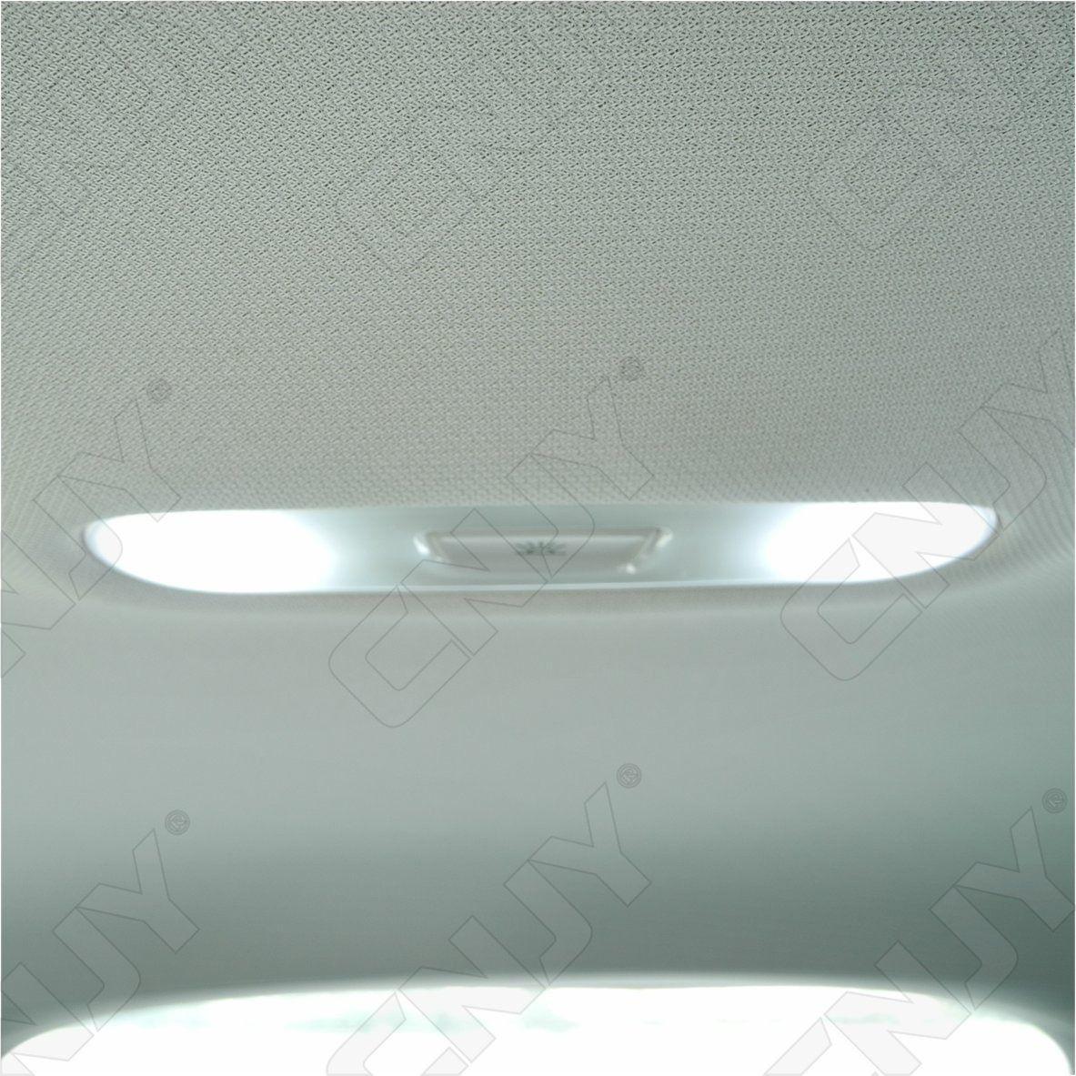 Mes Ampoules Led Scintillent kit eclairage 8 ampoule led interieur pour audi a4-b8 sans