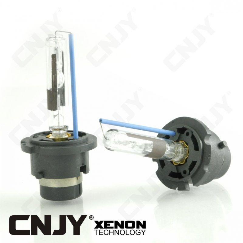2 AMPOULES XENON D2S 35W-P32d-2 POUR FEUX DE CROISMENT SUR AUDI A4-B5 AVEC XENON D'ORIGINE