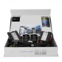 KIT Bi-XENON HID AC 35W H4-P43T POUR FEUX DE CROISEMENT ET ROUTE SUR AUDI A4-B5 AVEC OPTIQUE SIMPLE