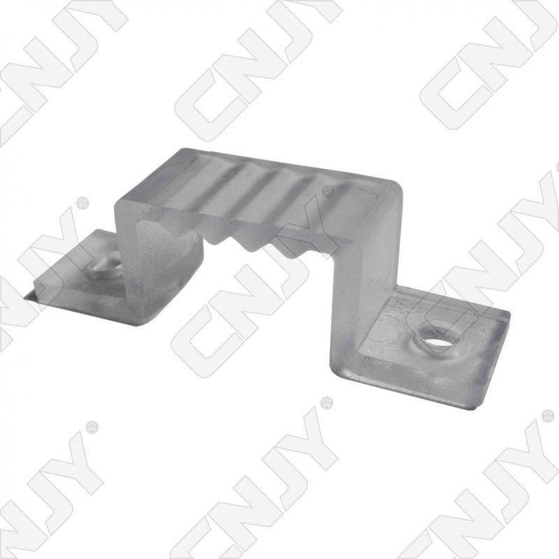 CLIPS CAVALIER DE FIXATION POUR RUBAN LED 12mm