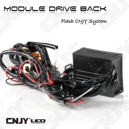 MODULE DE GESTION FLASH STROBO ETANCHE DRIVE BACK