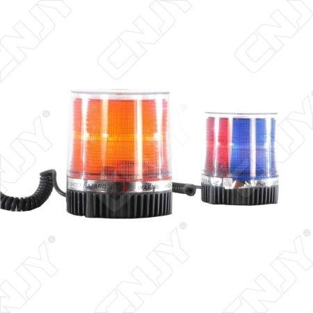 Gyrophare à éclat 10W magnétique
