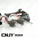 KIT CONVERSION XENON HID HB3 9005 BALLAST 55W SLIM CNJY CANBUS 4 TECHNOLOGIE ANTI ERREUR ODB