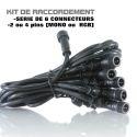 Câble multiprise pour dalle led DCL®