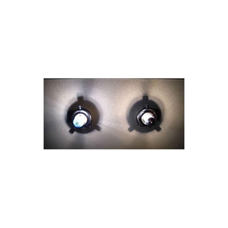 2 AMPOULES HOD H7-PX26D 55W 6500K +30% DE LUMINOSITE + BLANCHE + PUISSANTE