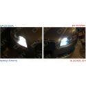 2 AMPOULES POLAR XENON BA15S P21W PLASMA WHITE 5000-6000K ECLAIRAGE FEUX DE JOUR DE RECUL STOP