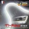 Kit Led TiREX V2 bande souple feux jour pour phare