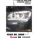 Kit Led TiREX V2 bande souple pour phare devil eyes