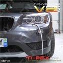 Bande Led feux diurne TiREX V2 bande souple pour phare 12v