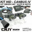 KIT XENON HIR2 HID- BALLAST SLIM CNJY CANBUS 4 TECHNOLOGIE ANTI ERREUR ODB 2013 !!