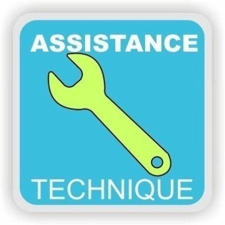 ASSISTANCE TECHNIQUE PAR TELEPHONE NON PRISE EN CHARGE PAR LE CONTRAT DE VENTE.