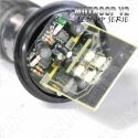 Gyrophare led 16W MOTOCOP V2 mât télescopique moto