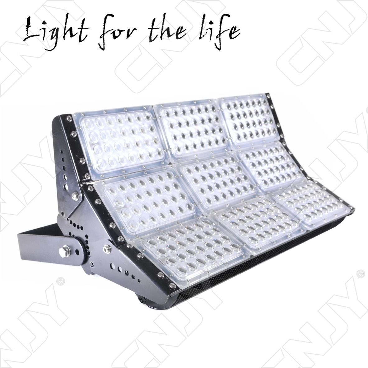 spot,orientable, industriel, eclairage, aéroport, gare, centre commercial, parking, station service, cree, led, 400w, haute, puissance, high bay light, 5700k, 100, 270v, ac, 36000lm