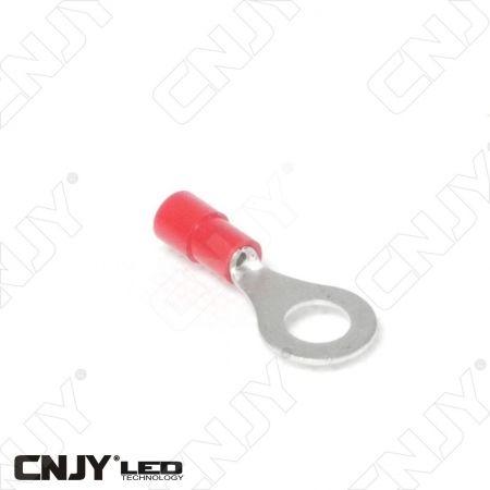1 COSSE A OEILLET A SERTIR - POUR CABLE DE 0.5mm² à 1.5mm²