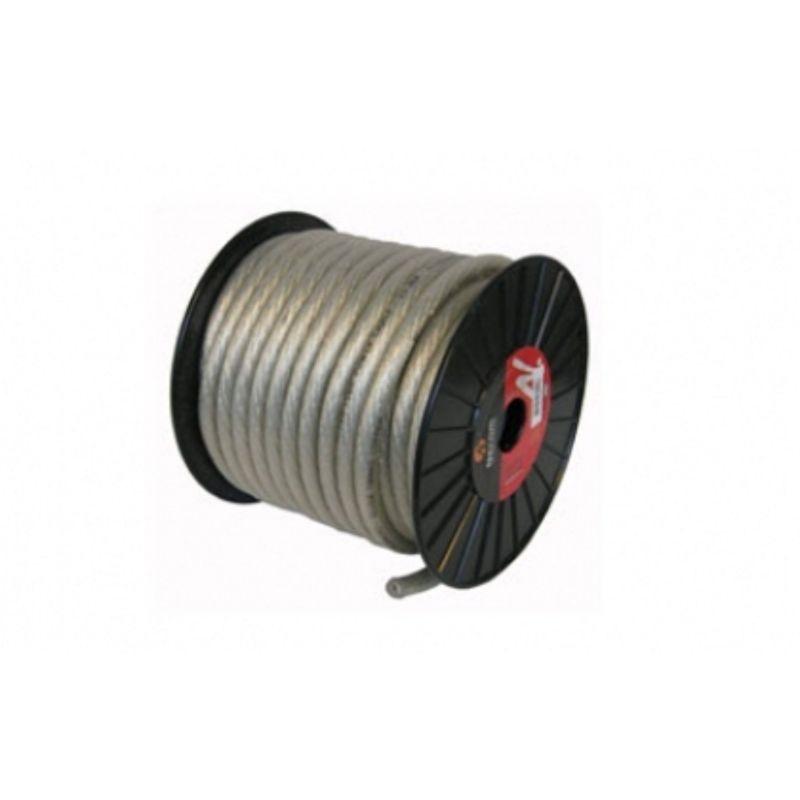 CABLE D'ALIMENTATION & RACCORDEMENT SOUPLE MULTI -BRINS CUIVRE 6-10-25-30-50 mm² - GRIS