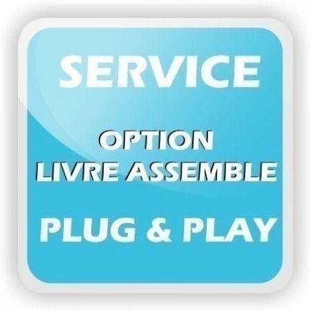 SPECIAL SERVICE : OPTION DE LIVRAISON AVEC MONTAGE PLUG AND PLAY POUR KIT DBM