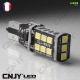 2 AMPOULES - FEUX DE RECUL LED T15 W16W SKODA SUPERB ANTI-ERREUR ODB BLANC