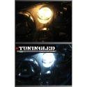 1 AMPOULE LED T10 W5W à 1 LED HP6 culot W2.1X9.5D H-FORCE POUR VEILLEUSE ET ECLAIRAGE AUTO-MOTO-BATEAU