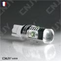 AMPOULE LED W5W T10 CREE 12V 24V blanc