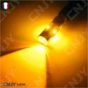 AMPOULE LED W5W T10 CREE 12V 24V orange