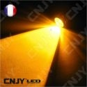 Ampoule Cree led w5w orange 12V 24V