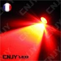 Veilleuse led w5w rouge 12V 24V