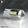 AMPOULE LED T10 W5W 24V OSRAM 10W BLANC