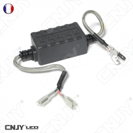 1 CABLE ANTI PARASITE APRES MONTAGE DE KIT LED FEUX PHARE SPOT DE TRAVAIL