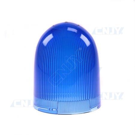 Coque de remplacement pour gyrophare CNJY108-118 bleu
