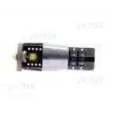 1 AMPOULE LED T10 W5W 15W CREE CANBUS