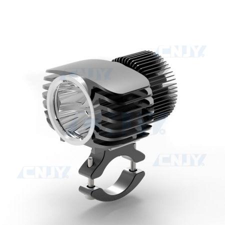 Spot led lenticulaire d'éclairage pour moto GZER-Z4®