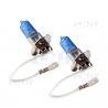 2 Ampoules plasma xenon 6000K H3 PK22S 55W
