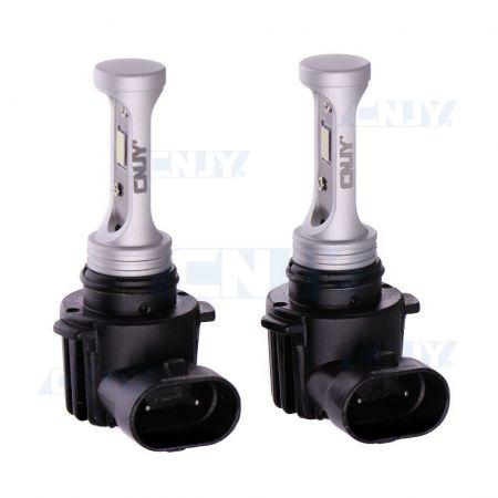 Kit de 2 ampoules led Elistar V10 HIR2 9012