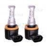 Kit de 2 ampoules led Elistar V10 H8 PGJ19-1
