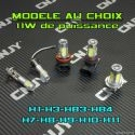 KIT DRIVEBACK8 AMPOULE LED FOG ANTI BROUILLARD GYROPHARE FLASH PHARE POUR AMBULANCE DEPANNEUSE