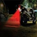 Laser anti brouillard arrière rouge AUTO 12V