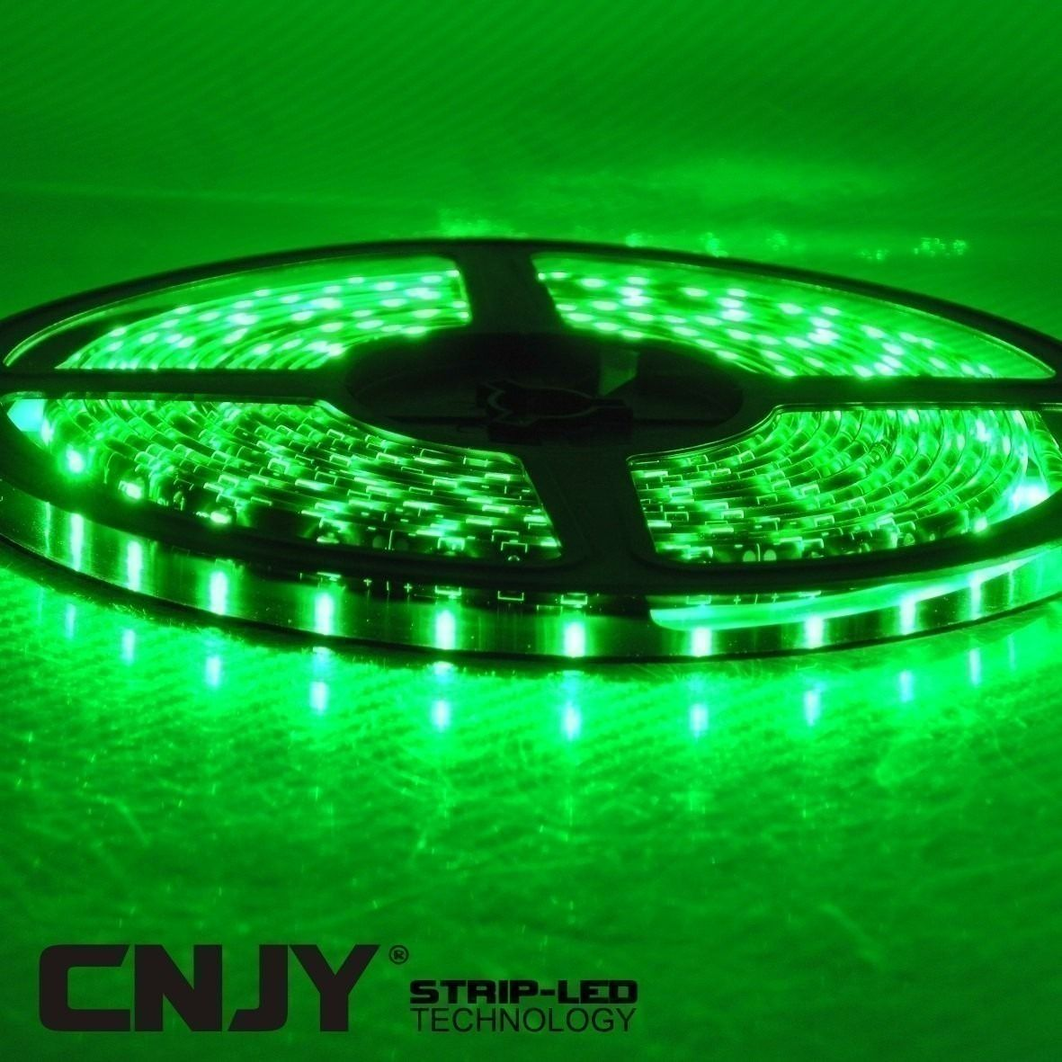BANDE,LED,FLEXIBLE,STRIP,RUBAN,ROULEAU, DECORATION,12V,BAR,VERT,LED,DEL,SMD,ETANCHE,AQUARIUM,TUNING