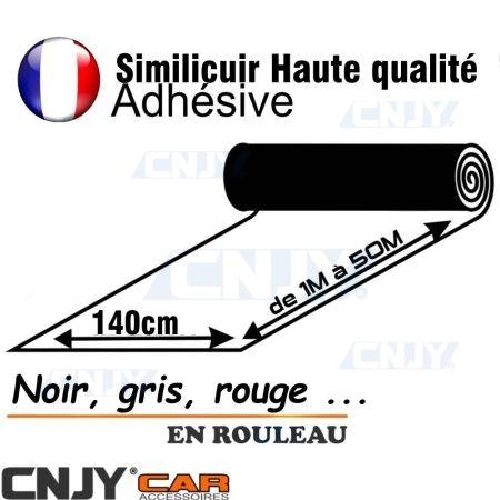 Rouleau à la découpe de similicuir adhésif 140cm
