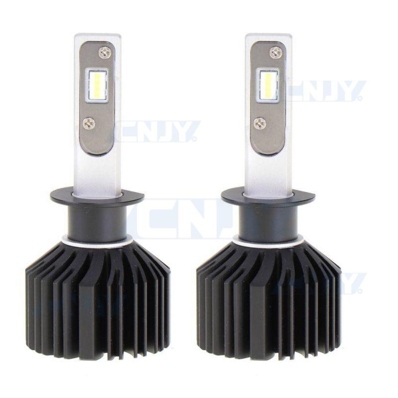 Kit de 2 ampoules led Elistar V10 H3 compact PK22S