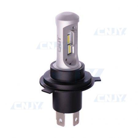 1 ampoule led Elistar V10 H4 MOTO