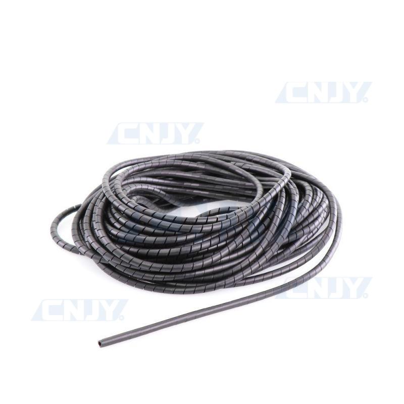 Gaine cache fil spirale souple 9mm