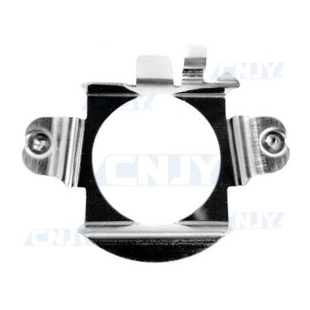 Bague adaptateur porte ampoule montage kit led H7 Mercedes
