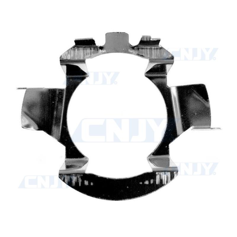 Bague adaptateur porte ampoule montage kit led H7 Opel Astra J