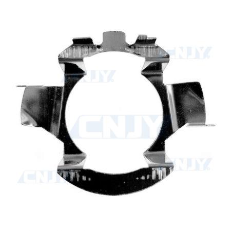 Bague adaptateur porte ampoule montage kit led H7 Renault Kadjar clio