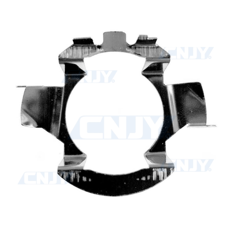 Bague adaptateur porte ampoule montage kit led H7 Buick