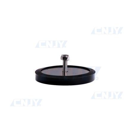 Support de montage magnétique en disque et fixation pour feux et phare